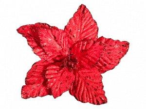 Пуансеттия рубиновая d 22х15 см