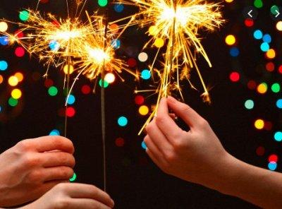 Письма Дедушке Морозу, календари на 2021 год. Много новинок  — Хлопушки, конфетти, серпантин, бенгальские свечи — Все для Нового года