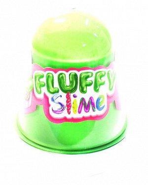 "Monster's Slime. ""Slime Fluffy"" арт.FL001 Аромат Арбуза тёмно-зеленый"