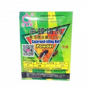Средство от тараканов Dahao, сыпучка цена за 5 пакетиков