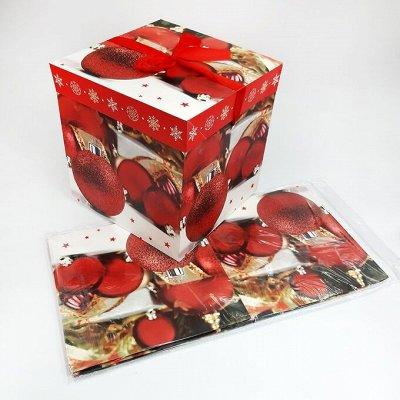 Письма Дедушке Морозу, календари на 2021 год. Много новинок  — Коробки, упаковочная бумага, ленты и банты — Все для Нового года