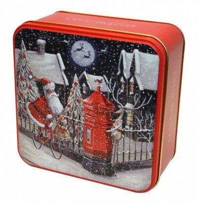 Магазин рождественских сладостей. Пряники, штоллены, шоколад — Grandma Wild`s — Вафли и печенье