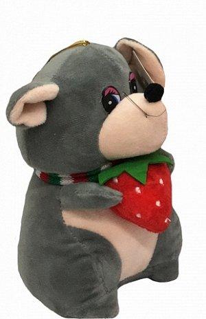 Мягкая игрушка Мышка (муз) в ассортименте
