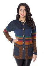 Блуза-рубашка М5-3514