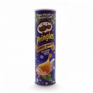 Pringles Cocktail Sauce Dinner Party