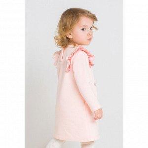 5552 Платье/светло-розовый к217
