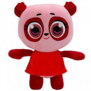 "Мягкая игрушка ""Мульти-Пульти"" Панда Няша, 20 см. озвуч. (м/ф Дракоша Тоша) ,пак."