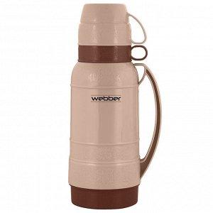 Термос 1,8 л Webber 25018/5 бежевый