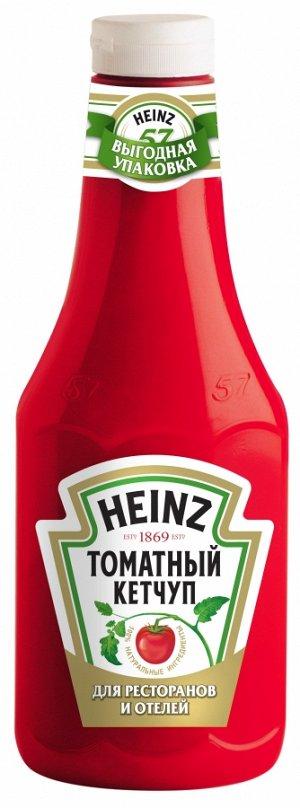 Соус кетчуп томатный Heinz 1 кг п/э