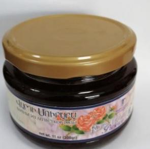 Варенье из лепестков роз 300 гр Мегри