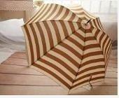 Зонт полосатый (8 спиц)