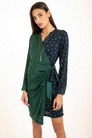 Платье Vestito pois