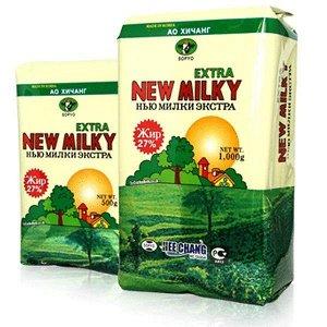 """Сухое молоко """"Нью милки"""" 0,5кг"""
