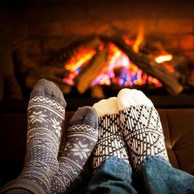 Зимние коллекции по летним ценам!! — Теплые носочки для всей семьи! — Колготки, носки и чулки