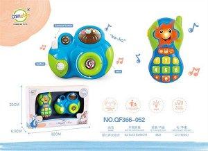 Игрушка развивающая - телефон в наборе OBL759306 QF366-052 (1/48)