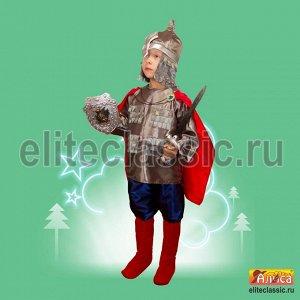 Новогодний костюм Ильи Муромца
