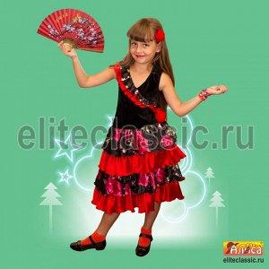 Платье Испанки