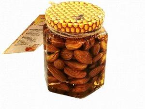 Орех в меду Миндаль