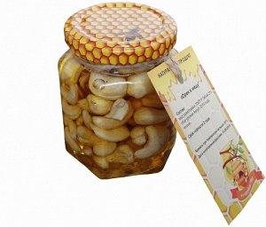 Орех в меду Кешью