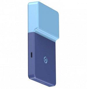 Беспроводное з/у Xiaomi Rui Ling Power LIB-4 (2600mAh) синий