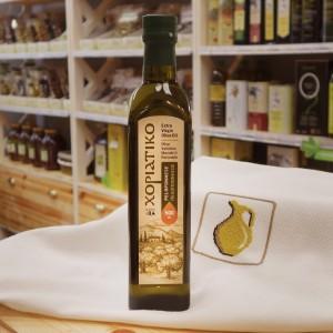 Оливковое масло Хориатико Пелопоннес, Греция, ст.бут., 500мл