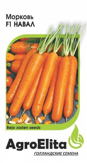 Морковь Навал F1 0,3 г (Бейо) А/э