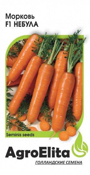 Морковь Небула F1 0,3 г (Семинис) А/э