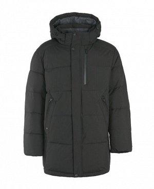 . Черный;    ICR 19937  Стильная, комфортная куртка, изготовлена из качественной ветрозащитной ткани с водоотталкивающим покрытием. Двухсторонняя основная молния (возможность расстегнуть куртку с н