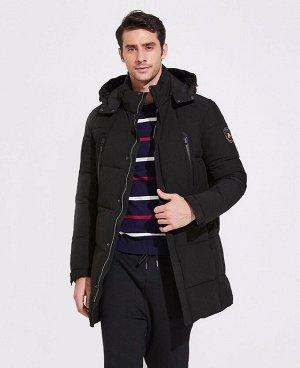 . Черный;    Куртка EAR 942  Стильная, комфортная куртка изготовлена с использованием высокотехнологичных материалов Био-Пух®, Sorona®, разработанных американской компанией DuPont®.  Двухстороння