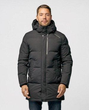 . Черный;    ICR 19922  Стильная, комфортная куртка изготовлена из качественной ветрозащитной ткани с водоотталкивающим покрытием.  Двухсторонняя основная молния (возможность расстегнуть куртку с