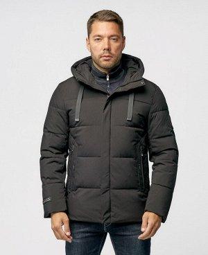 . Черный; Черно-зеленый;    ICR 19851  Стильная, комфортная куртка, изготовлена из качественной ветрозащитной ткани с водоотталкивающим покрытием.  Два наружных кармана на молниях, два внутренни