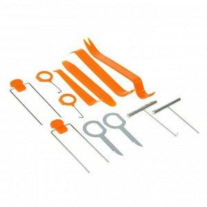 Набор инструмента по пластику, 12 предметов