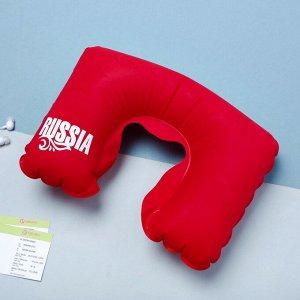 Подушка надувная Russia 40 х 26,5 см