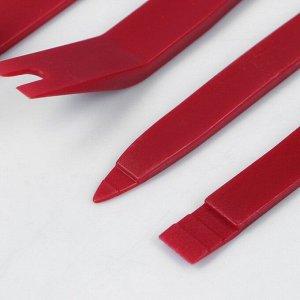Набор инструмента по пластику TORSO, усиленный, 7 предметов