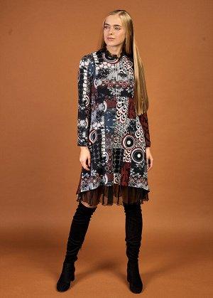 Платье OD-237-4