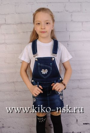 9849 Сарафан для девочки YUKE