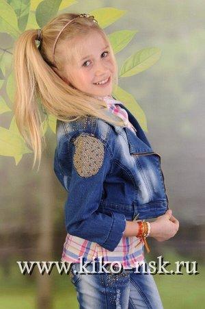 32179-8 Куртка для девочки YUKE