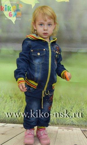 299-8 Куртка для девочки YUKE