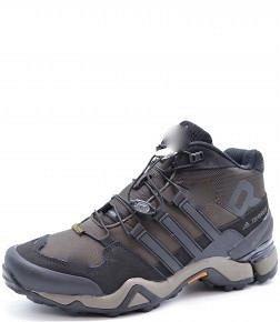 Классные кожаные кроссовки