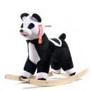 Панда-качалка (черно-белый) ЭКО См-750-4П ш75047