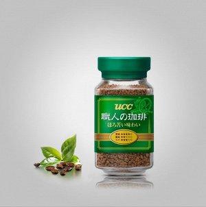 UCC Кофе Килиманджаро растворимый 90 гр, green