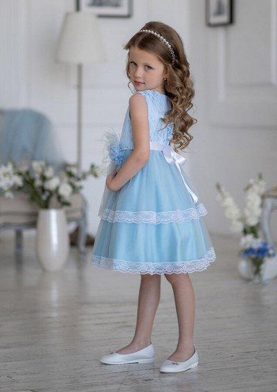 29*В школу, в садик и на праздник! Форма, банты, юбки и др — Платья нарядные — Одежда