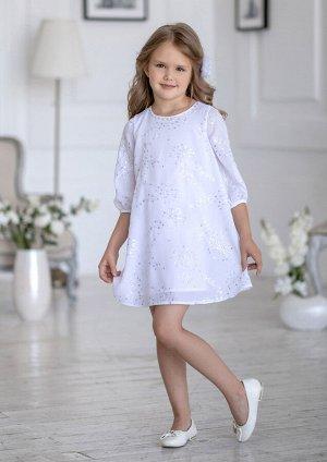 Дороти нарядное платье белый