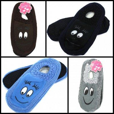 №138=✦Bloomy line✦-детская мода для маленьких модниц. — Домашние тапочки и сапожки — Колготки и носки