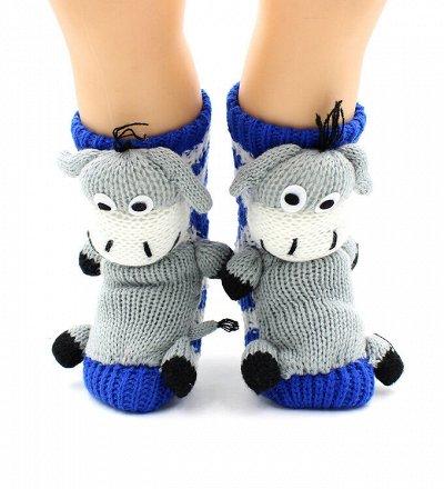 Детям теплые носки, перчатки, лосины ❄  — Носки вязаные — Носки и гольфы