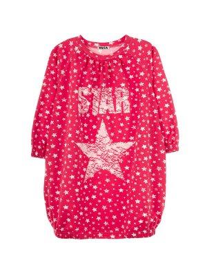 Платье 995 розовый