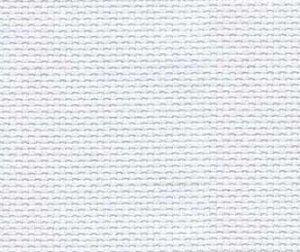 Канва №14 цвет Белый 30*40 см