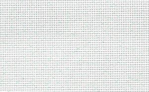 Канва №14 цвет Белый с перламутровым люрексом 30*40 см
