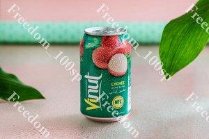 Личи Vinut Напиток с натуральным фруктовым соком!  Отличное тонизирующее средство. Обогатит Ваш рацион витаминами и поднимет настроение замечательным вкусом!  Состав: вода, сок личи, сахар, лимонная к