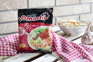 Лапша OMACHI вкус говядины